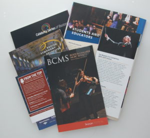 concerts classes