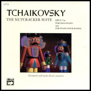 Tchaikovsky Nutcracker cover