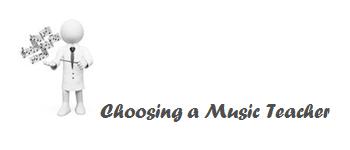 Choosing a Music Teacher