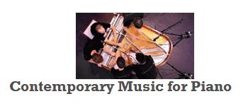 Contemporary Music for Piano