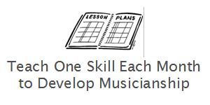 Teach One Skill Each Month